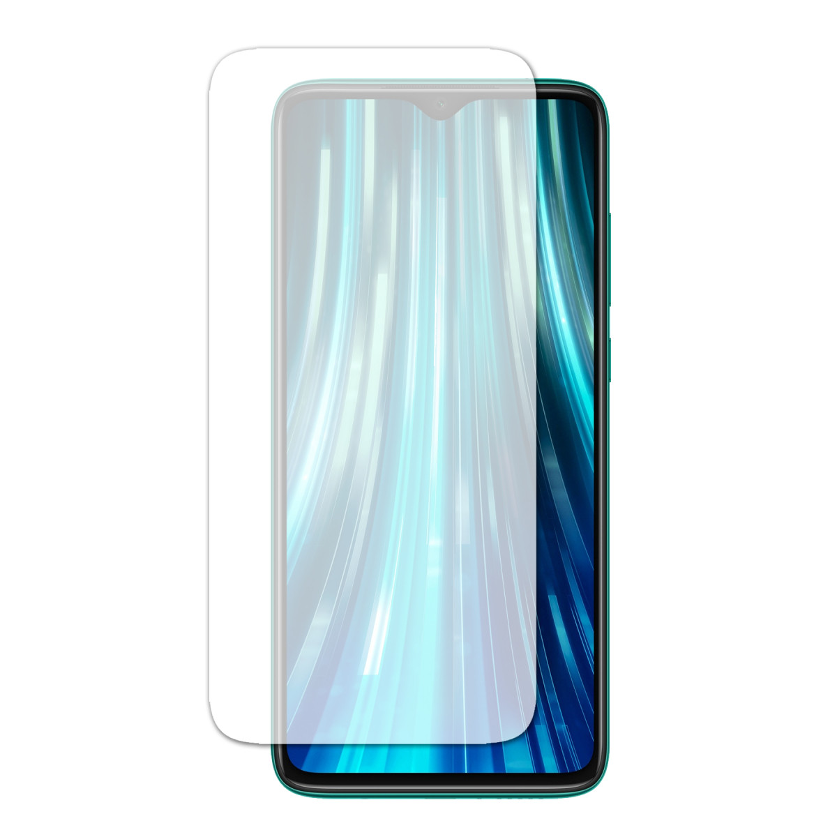 Гидрогелевая защитная пленка для смартфонов Xiaomi (Mi 10/Black Shark 3/Note 10 Lite/Mi 10 Pro/Poco F2