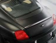 MANSORY carbon rear spoiler for Bentley Continental 1 GT / GTC