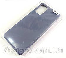 Чехол для Samsung Galaxy S20+ G985 матовый Silicone Case Full Cover Macarons Color