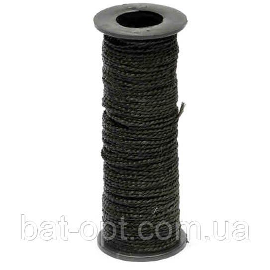 Нитки капроновые (черные) 10шт в упаковке