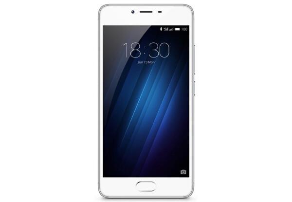 Смартфон Meizu m3s 32Gb Silver Stock А-