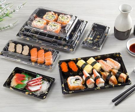Упаковка для суши, WOK