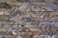 "Плитка Сланец ""GIENA FOREST "" KLVIV шир. 6см. 0.5м.кв торцованая, фото 1"