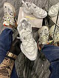 Женские кроссовки Jimmy Choo Diamond Trail White, женские кроссовки Джимми Чу жіночі кросівки Jimmy Choo White, фото 4
