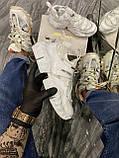 Женские кроссовки Jimmy Choo Diamond Trail White, женские кроссовки Джимми Чу жіночі кросівки Jimmy Choo White, фото 3