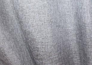 """Однотонная ткань """"Лён мешковина"""". Высота 2,8м. Цвет серый. 108ш"""