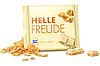 Ritter Sport Helle Freude Weiss Crisp 250 g
