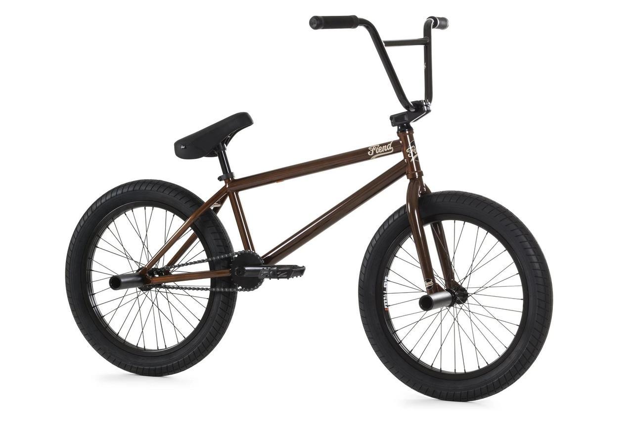 "Велосипед BMX 20"" Fiend Type В+ 20.75"" BK-206BN"