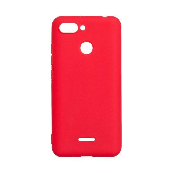 Силиконовый чехол SMTT для Xiaomi Redmi 6