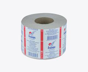 """Туалетний папір в рулонах """"Джамбо"""" на гільзі d = 60, без тиснення"""