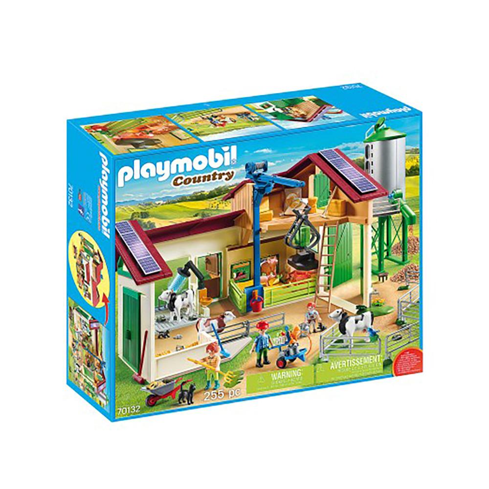 """Игровой набор """"Ферма с животными"""" Playmobil (4008789701329)"""