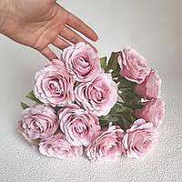 Букет троянд тканинних. Весільний Декор