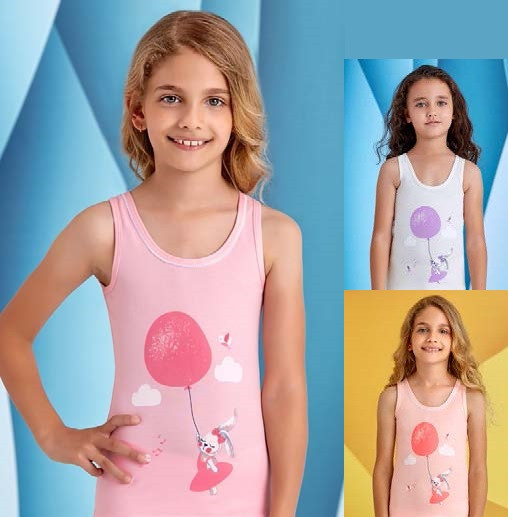 Майка для девочки Baykar Б4676 рост 146-152