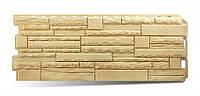 Скалистый камень Кавказ. Фасадные панели. Цокольный сайдинг.