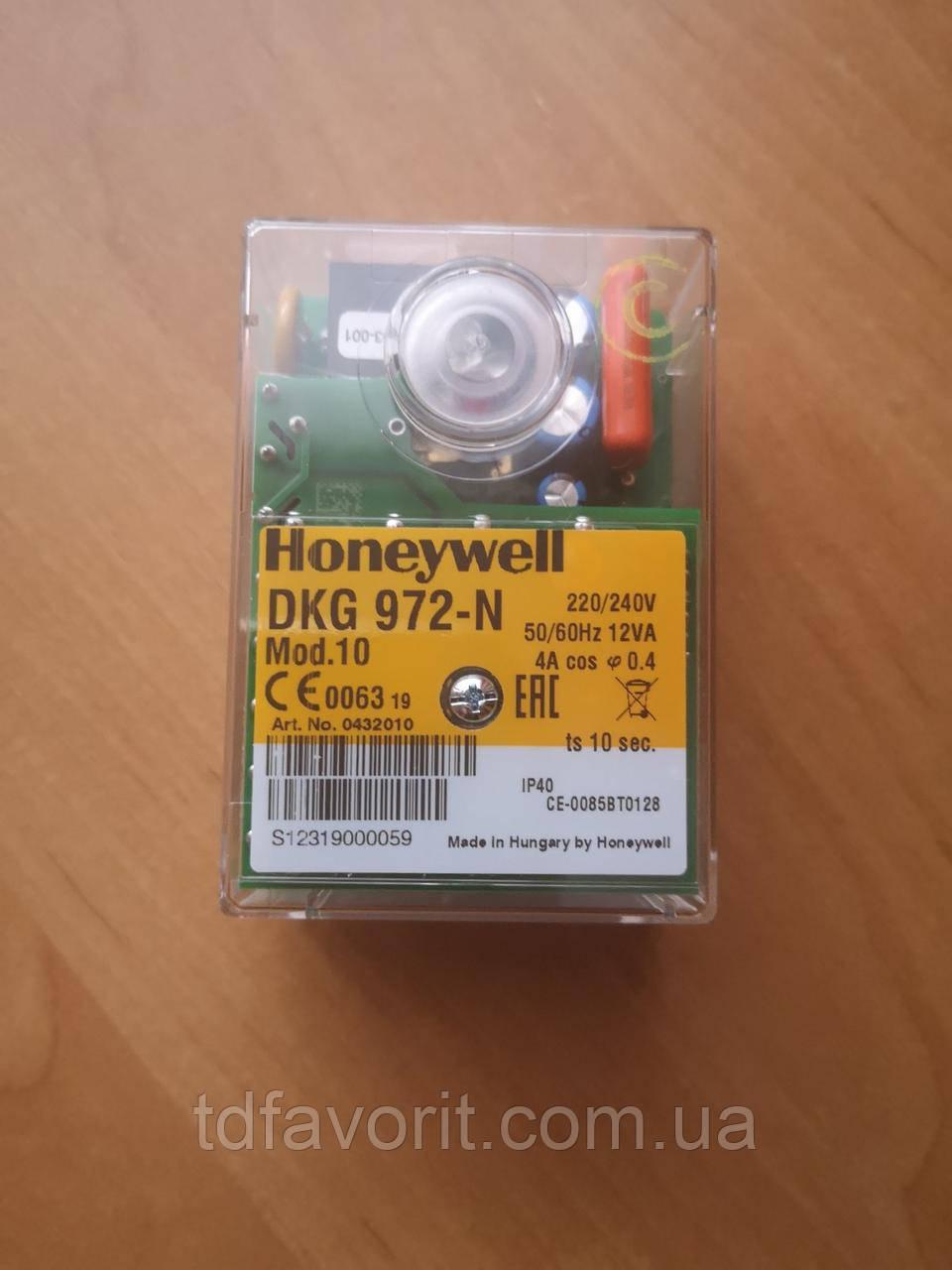 Satronic (Honeywell) DKG 972 N mod.10