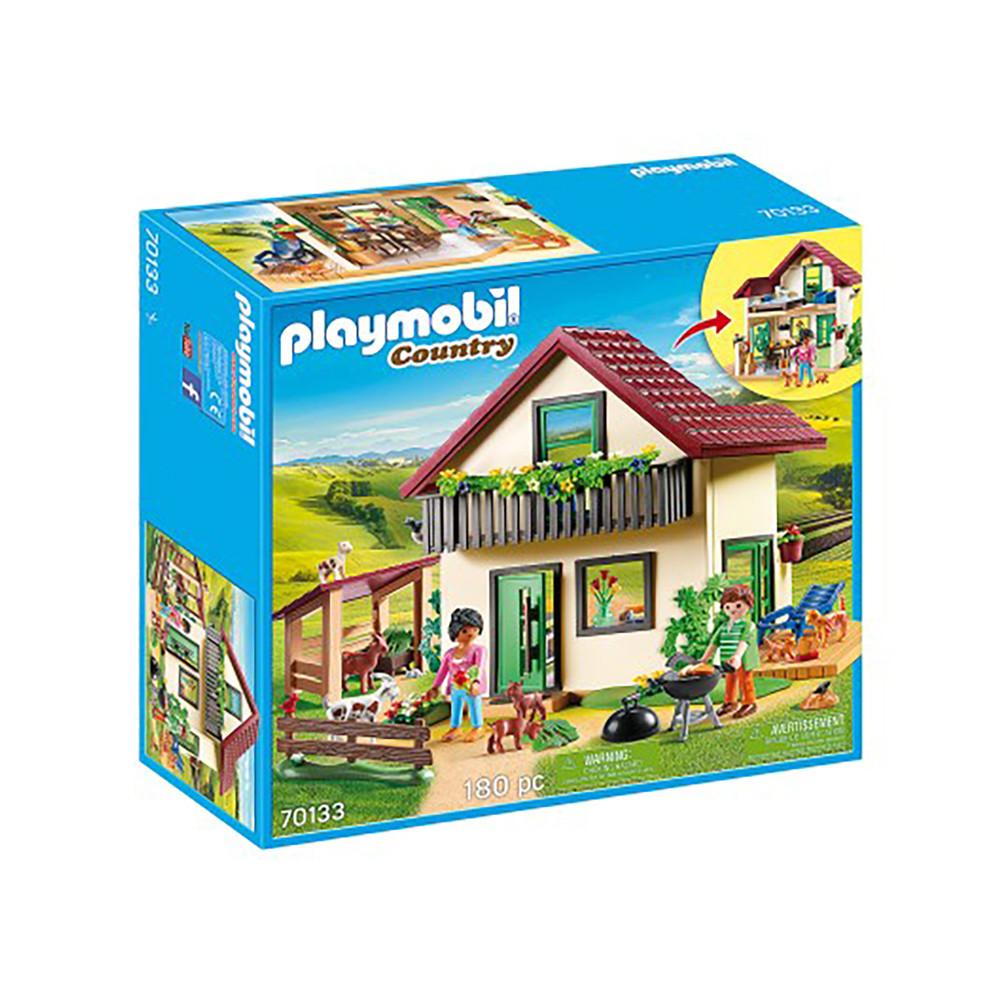 """Игровой набор """"Современный коттедж"""" Playmobil (4008789701336)"""