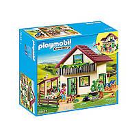 """Игровой набор """"Современный коттедж"""" Playmobil (4008789701336), фото 1"""