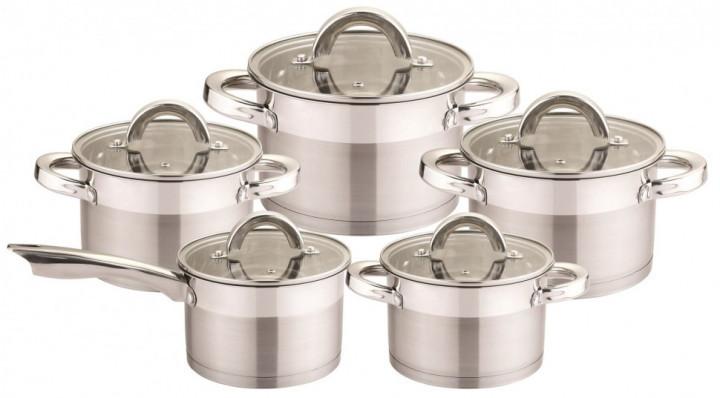 Набор посуды 10 предметов Bohmann BH-007-10