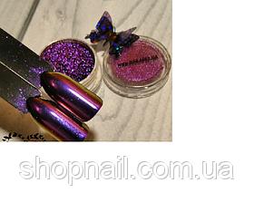 Втирка Орхидея хамелеон Лилово-фиолетовый