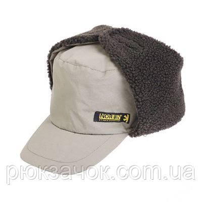 Шапка - кепка утепленная, Шапка-ушанка NORFIN INAR 302780