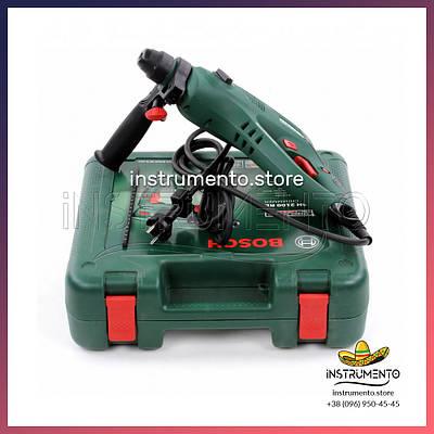 Перфоратор BOSCH PBH 2100 RE (550 Вт, 1.7 Дж) Професійний перфоратор Бош 06033A9320