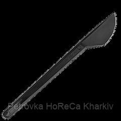 """Нож """"Швидкоff"""" черный стеклоподобный 17см. (100шт/40уп/4000ящ)"""