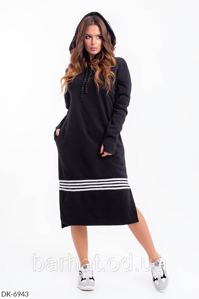 Платье для пышных форм 48, 50, 52, 54, 56 размер
