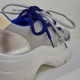Кроссовки сникерсы серый Erra, фото 7
