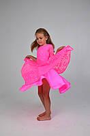 Платье для танцев бейсик