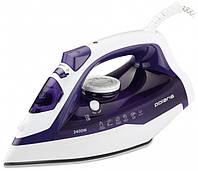 Паровой Утюг Polaris PIR 2482AK 2400W Белый+Фиолетовый