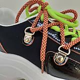 Кроссовки сникерсы черные Erra, фото 7