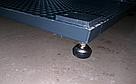 Весы для взвешивания животных VTP-G-1015 (300 кг, 1000х1500 мм) без клетки, фото 4