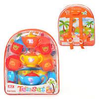 Детская игрушечная посуда, в рюкзаке, 2013-Q3
