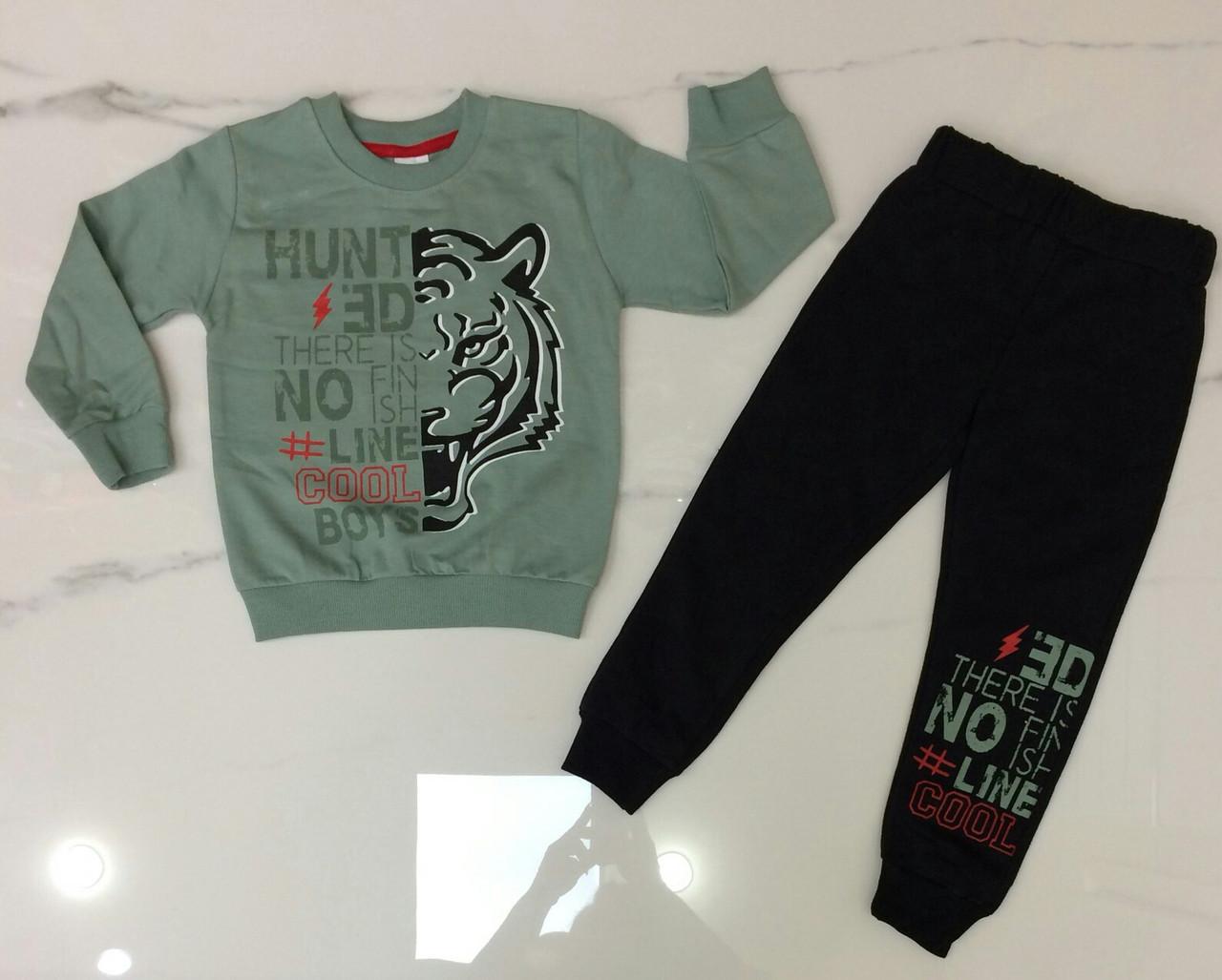 Детский костюм 3-6 лет для мальчиков Турция оптом