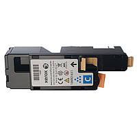 Картридж Xerox 106R01631 Cyan для Xerox Phaser 6000, 6010N, WorkCentre 6015 совместимый