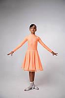 Платье бейсик детское для танцев