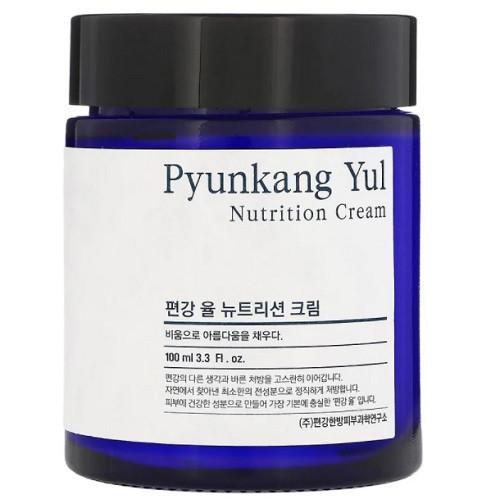 Живильний крем з коренем астрагалу Pyunkang Yul Nutrition cream