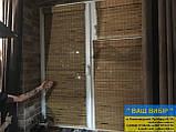 Жалюзи с бамбука або ролеты, фото 3