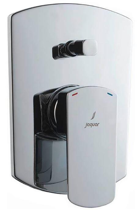 Смесители для ванны Jaquar Смеситель для ванны скрытого монтажа Jaquar Kubix Prime KUP-CHR-35065KPM