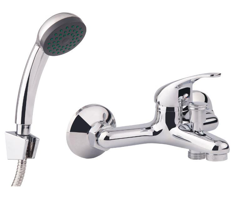 Смесители для ванны Q-tap Смеситель для ванны Q-TAP Smart CRM 006