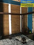 Жалюзи с бамбука або ролеты, фото 6
