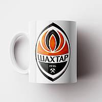 Чашка ФК Шахтар. Футбол. Чашка з фото, фото 1