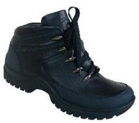 Ботинки мужские чёрные Romika 2721R805м