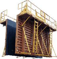 Аренда опалубки для фундамента (вертикальной), фото 1