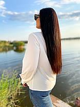 Красивая блуза с длинным рукавом, фото 2