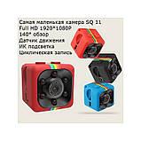 Миниатюрная камера SQ11 HD 1080p, фото 5