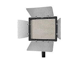 Постоянный накамерный свет, LED панель Yongnuo YN-600L II (mono-color) с bluetooth управлением через телефон., фото 3