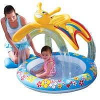 Детский надувной бассейн Bestway 52137 (107х112х107 см.)