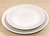 Тарелка OLens Грейсток 16026-16 22 см