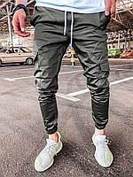 Чоловічі штани хакі, фото 1